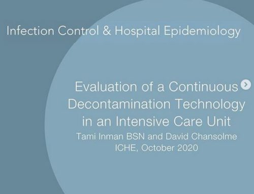 Evaluation of a Continuous Decontamination Technology in an Intensive Care Unit