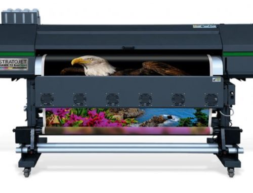 New Eco-Friendly Hawk Printer Available From Intamarket Graphics