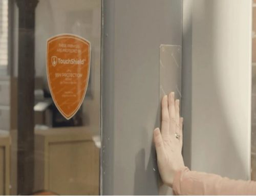 London based commercial cleaning firm, Julius Rutherfoord & Co, bring Touchshield™ into their enhanced portfolio.